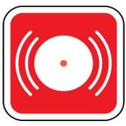 Fire Safety Sign - Fire Alarm 038