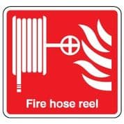Fire safety sign - Fire Hose Reel 070