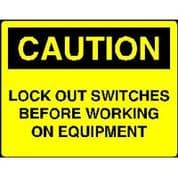 Lock006 - Lock Out Switches