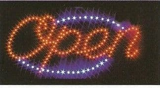 OPEN LED SIGN3