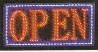 OPEN LED SIGN4