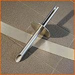 Stainless Steel Earth Pick