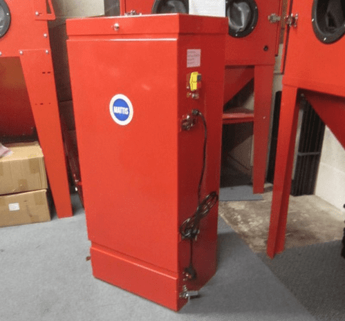 Dust Extractor  DC17 Stand Alone Dust Extractor For Large Sand Blast Cabinets