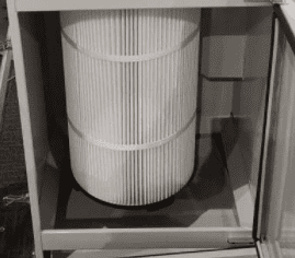 Filter Replacement for Cyclone dust Extractor