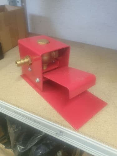 Foot Pedal Replacement for Sand Blast Cabinet.