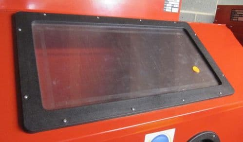 Glass Screen Replacement sheet for SBC420 Sand Blasting Cabinet
