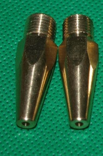 Jets for Sand Blasting Pistol gun 2 x Replacement jets