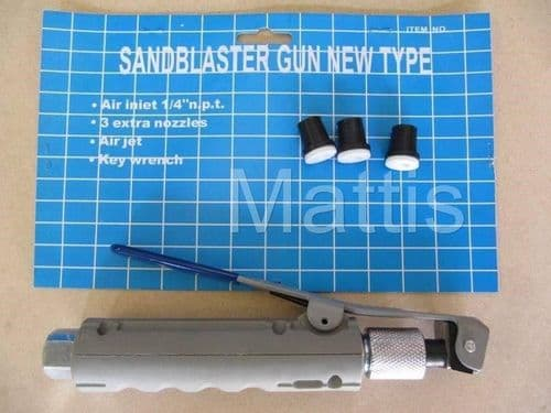 Sand Blast Gun ,New Style  with Squeeze Grip Handle