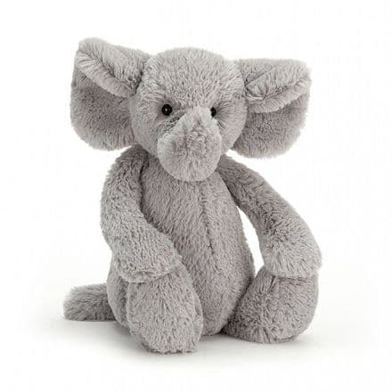 Jellycat Bashful Elephant  ( Small)