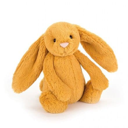 Jellycat Bashful Saffron Bunny (Medium)
