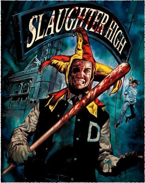 Slaughter High #4
