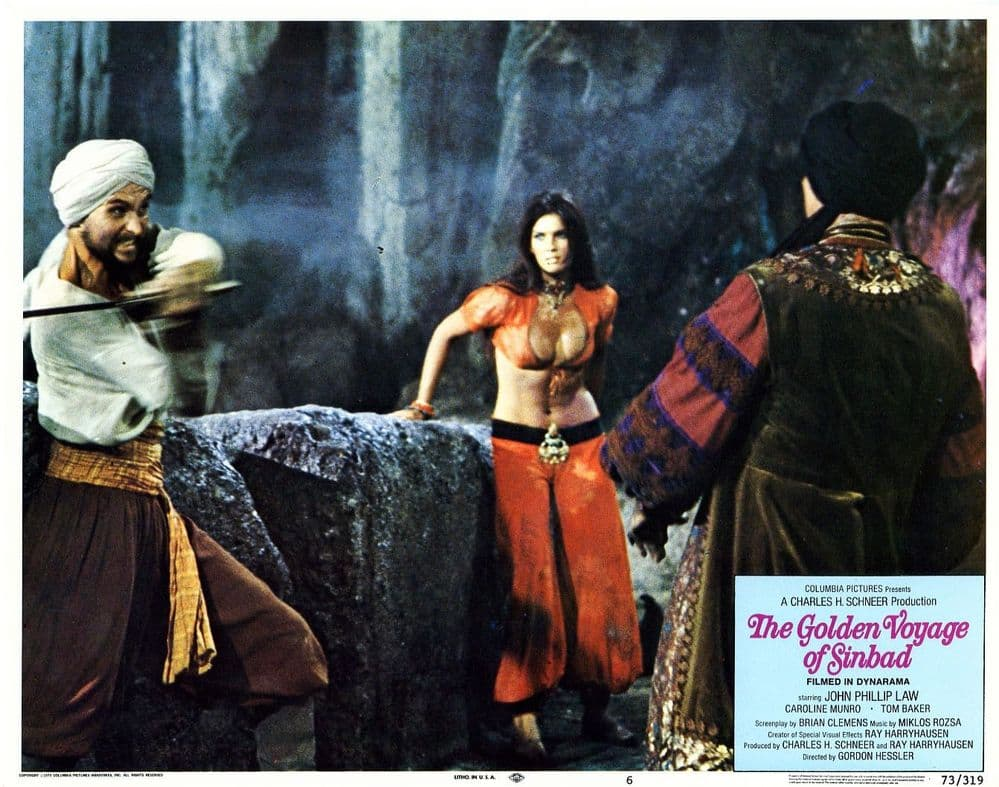 The Golden Voyage of Sinbad #120