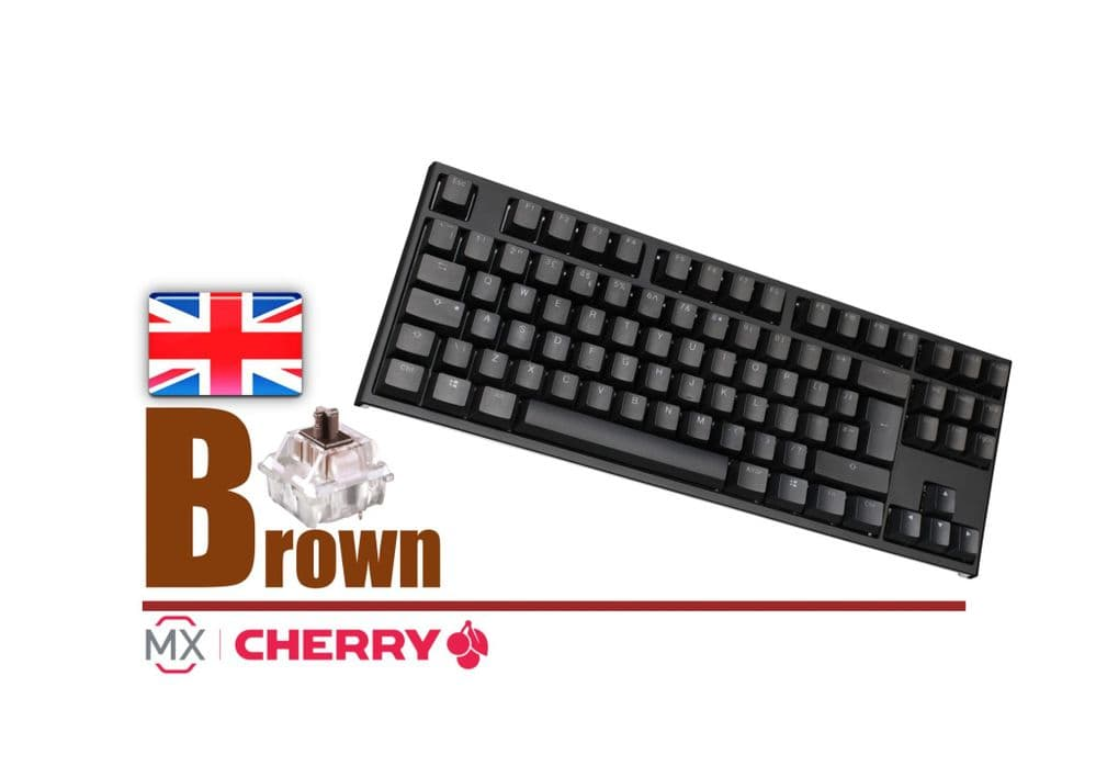 Ducky Channel One2  TKL RGB Backlit DKON1787ST-BUKPDAZT1