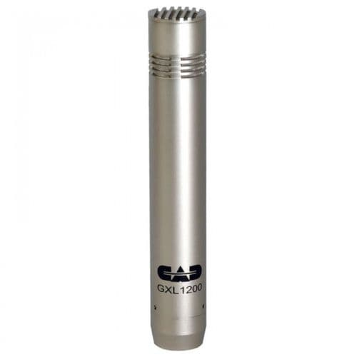 CAD Audio - CAD GXL MICROPHONE STUDIO PACK - SATIN - GXL1200