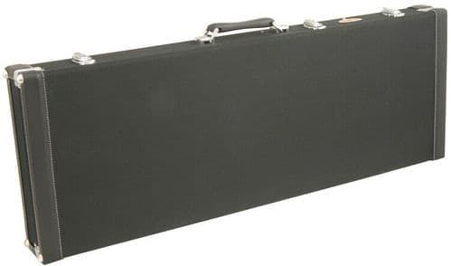 Chord Electric Guitar Case Tweed Style Black - 127.183uk
