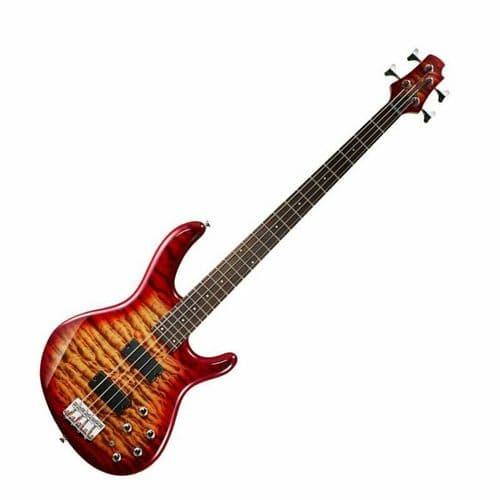 Cort Action Dlx-Crs Solid Body 4 String Bass Guitar - ACTION-DLX-PLUS-CRS
