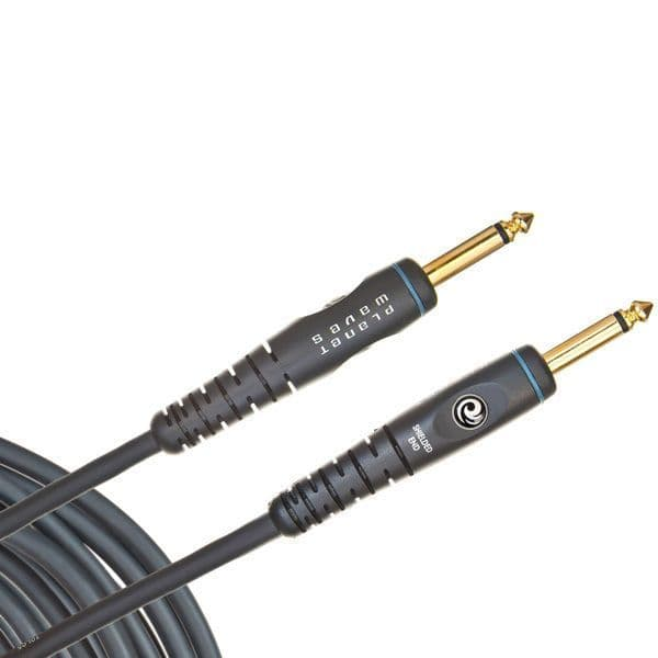 D'Addario / Planet Waves PW-G-20 Custom Series Instrument Cable 20ft - Custom