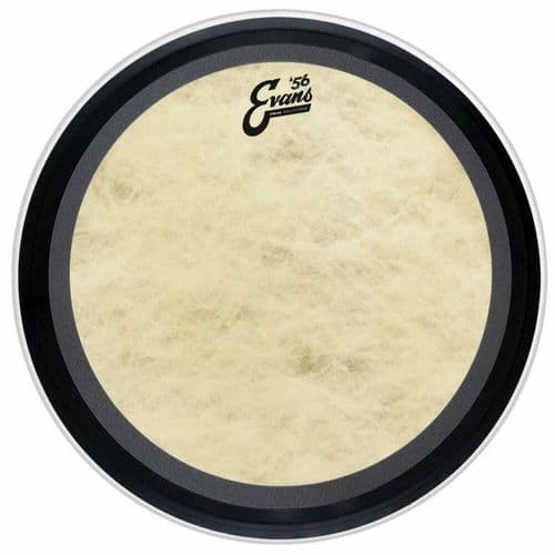 """Evans 16"""" EMAD Calftone Bass Drum Head  - BD16EMADCT"""