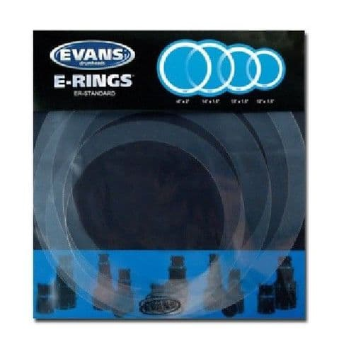 Evans E-Ring External overtone control - Fusion Pack - ER-FUSION