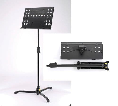 Hercules BS311B Folding Music Stand - New Boxed