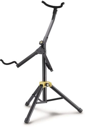 Hercules DS562BB Alto Flute Stand - New Boxed