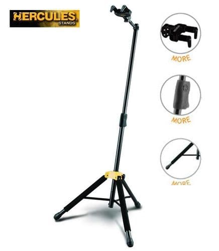 Hercules GS415B Guitar stand - all styles - New