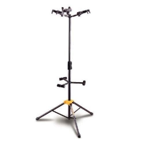 Hercules GS432B Acoustic / Electric Auto Grab Tri guitar stand