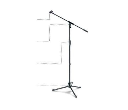 Hercules MS531B Boom microphone stand - New Boxed