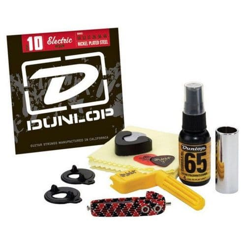 Jim Dunlop GA52 Accessory Pack for Electric Guitars  - Packed