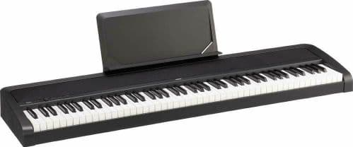 Korg B2N Digital Piano with Natural Touch Keys - Black - B2N