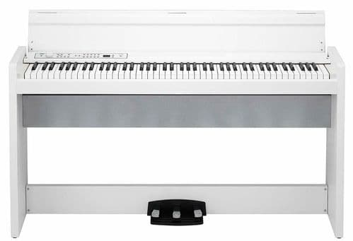 Korg  LP-380 Digital Piano - White - LP-380WH