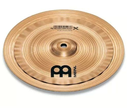 Meinl Percussion Generation X 10 inch and 12 inch Electro Stack Cymbals