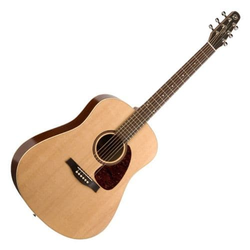 SEAGULL ACOUSTIC GUITAR - COASTLINE S6 SOLID SPRUCE TOP - 029532
