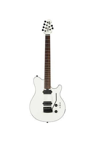Sterling by Music Man Axis AX3S Electric Guitar - White - AX3SWH