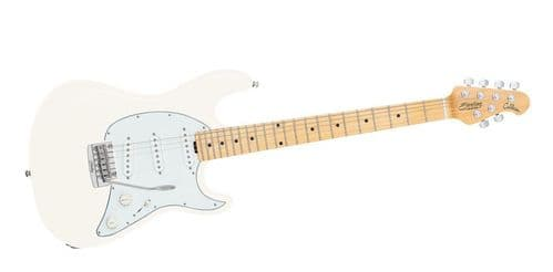 Sterling by Music Man Cutlass Electric Guitar - Olympic White - CT50-OW