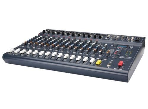 Studiomaster Club XS 16+ Compact Analog Mixer with Bluetooth inc FX - CLUBXS16+
