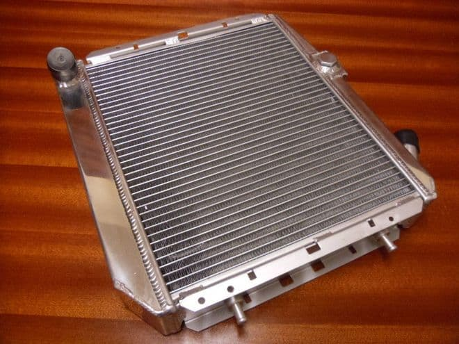 Radiator Full Alloy Without Oil Cooler STD Size Core