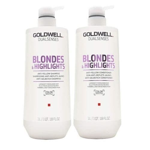 Goldwell Dualsenses Blondes & highlights duo 1 Litre