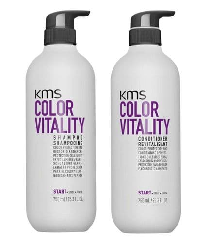 KMS Color Vitality Duo 750ml