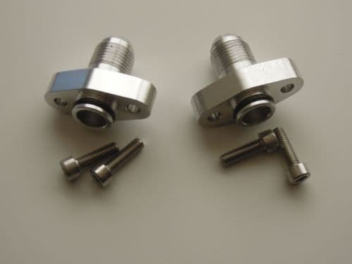 Oil Sump Hose Adapters (2) AN8 XJRP01