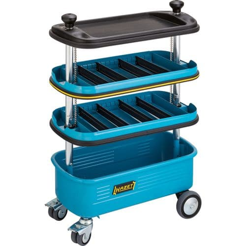 Hazet - Collapsable Tool Trolley Assistent - (166N)