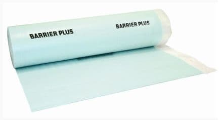 Barrier Plus 3mm Foam Underlay - incl. DPM