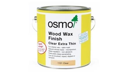 Osmo Woodwax Extra Thin - 2.5 L