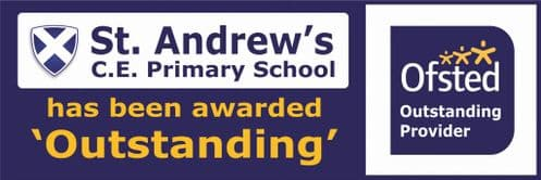 Ofsted Outstanding banner - Template 1