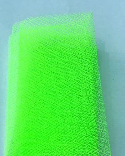 Bright Green Netting