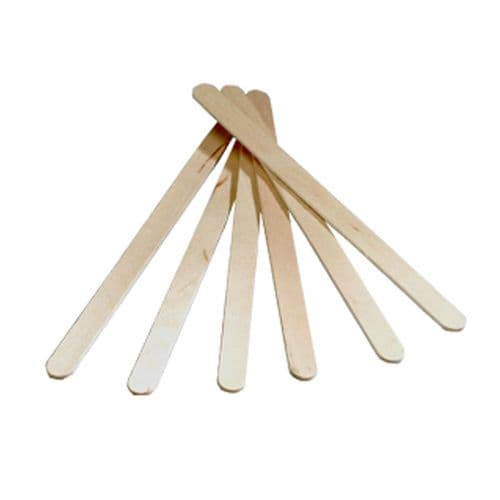 Disposable Mini Waxing Spatulas - 50 count