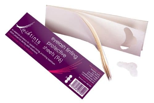 Hive Lash & Brow Tinting protective sheets - pack of 96