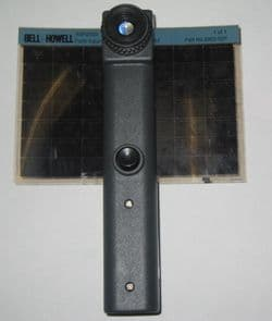Handheld Portable Microfiche Reader