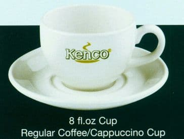 Steelite 'Kenco' 8oz Cup