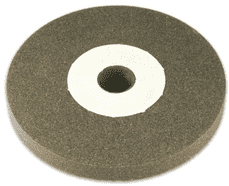 100 x 25 x 19.05 A 36 Hard V Bench Grinding Wheel